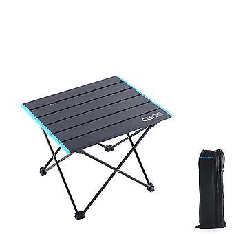 Kannettava ulkona Mini Taitettava pöytä Alumiiniseos Kokoontaitettava työpöytä