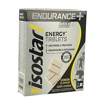 Energy Glucose Tablet 24 tablets (Lemon)