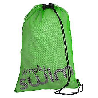 Simply Swim Swim Mesh Bag - Green
