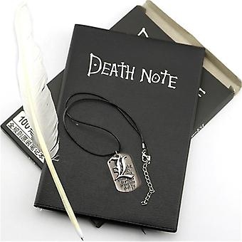 Anime Death Note Notebook Set