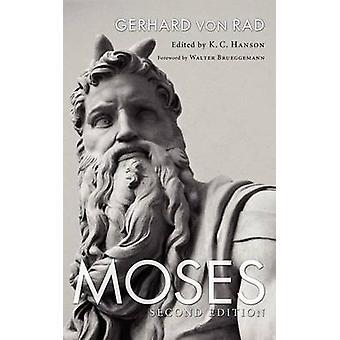 Moses by Gerhard Von Rad - 9781606087718 Book