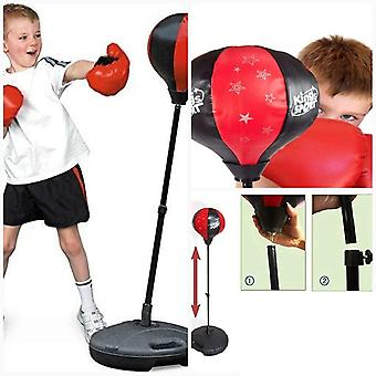 Imports Sport Boxing Set Punching Bag With Gloves Punching Ball For Kids
