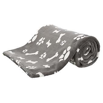 Trixie Manta Kenny Gris (Perros , Descanso , Mantas y alfombras)