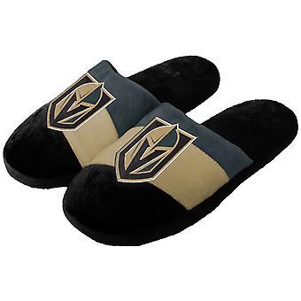 FOCO Vegas Golden Knights Slide Slippers Hausschuhe