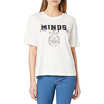 s.Oliver 120.10.102.12.130.2059077 T-Shirt, 02d0, 38 Donna