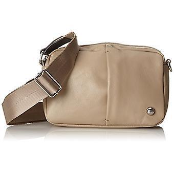 Mandarin Duck Duck Ball Shoulder Strap - Women's Shoulder Bags, Grey (Light Taupe), 7x15x21 cm (B x H T)