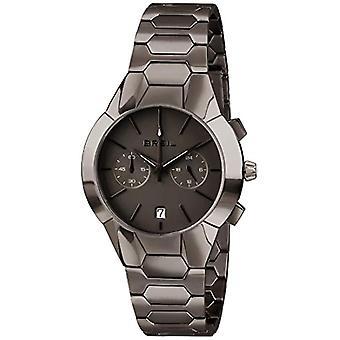 BREIL - Women's Watch Collection NY TW1851 - Vattentät Dam kronograf - Stål Armbandsur - Ref Dial. 7612901626789