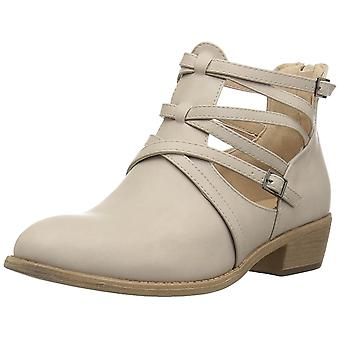 Journee Collection Womens Savvy Closed Toe Ankle Fashion Boots