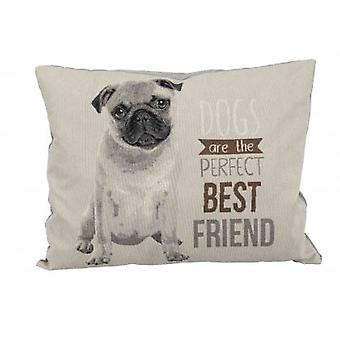 Trixie 38080 Cojin Chipo 60X48Cm Gray (Dogs , Bedding , Beds)