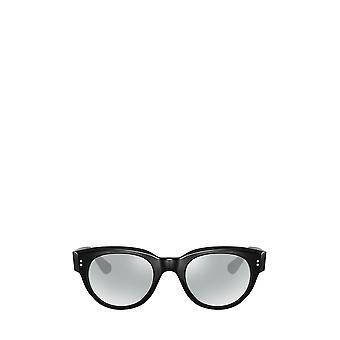Oliver Peoples OV5434D svarta unisexglasögon