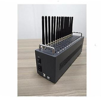 Mtk Gsm Quad Band 16 port modem Imei változás funkcióval