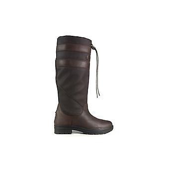Brogini Womens/Ladies Longridge Nubuck Calf Boots