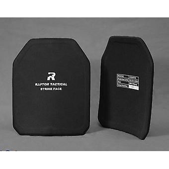 Bulletproof Plates Ballistic Board Backpack Armor Panel Pair Set Ballistic