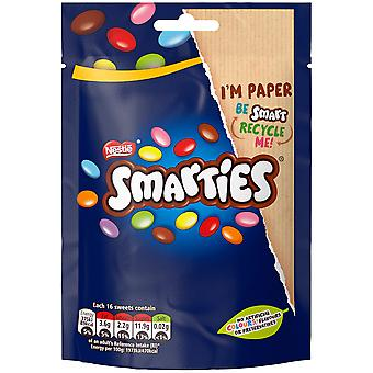 Nestle Chocolate Smarties Pouch Bag