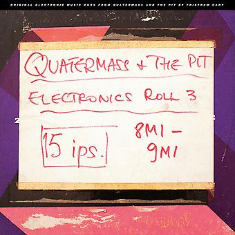 Tristram Cary – Quatermass And The Pit Electronic Music Cues Vinyl