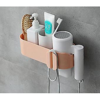 Badezimmerregal Inkognito Selbstklebende Make-up Aufbewahrungsbox Stecker Haken Möbel