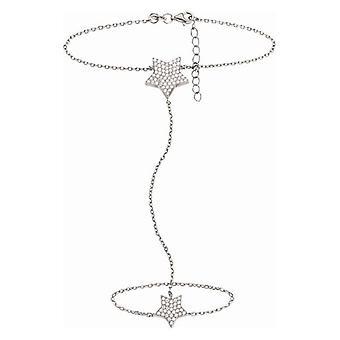 Bracelete Folli Follie 3B15S096C (17 cm)