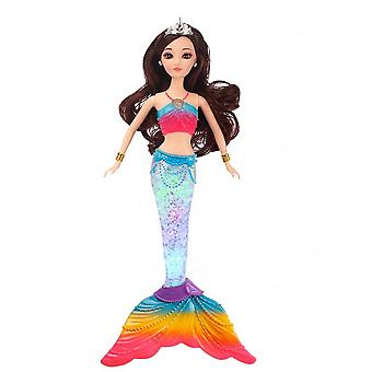 Barbie Doll Mermaid With Light-up