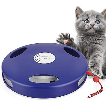 Spin Rat Toy For Cat