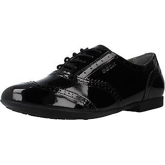 Geox Shoes Comfort Jr Plie' Colore C9999