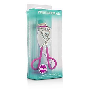 Pinsetin neon suuri ote ripsien curler - #Neon vaaleanpunainen