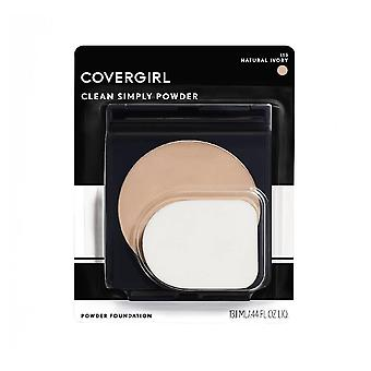 Covergirl clean simply powder foundation, 515 natural ivory, 0.44 oz