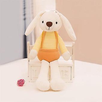 Kawaii 40cm bunny plush rabbit baby toys cute soft cloth stuffed animals rabbit home decor for children baby appease toys gift