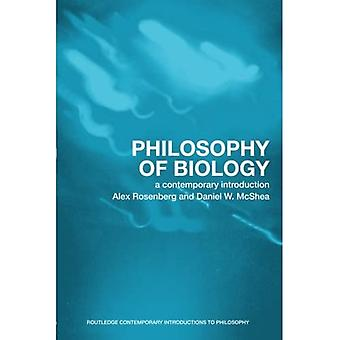 Philosophy of Biology: A Contemporary Introduction (Routledge Contemporary Introductions to Philosophy)