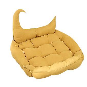 Super soft dog sofa cushion bed