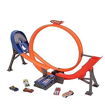 Sport auto plastic track voertuigen kid