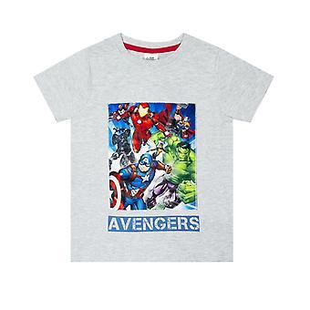 Avengers Pojat Pyjama Setti