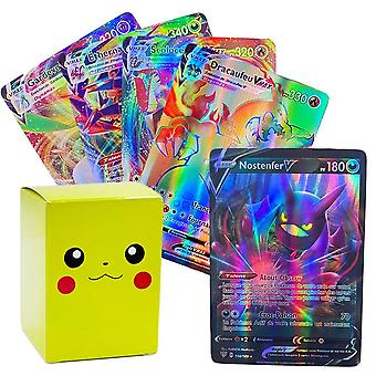 Voor Pokmon Pixie Cards Shiny Gx Battle Card Game
