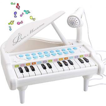Baby Piano Kosketinsoitin Lelu 12 3-vuotiaille tytöille ja pojille