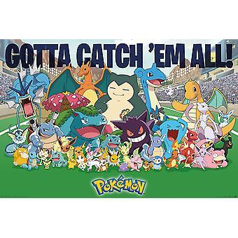 Pokemon Poster Todos los Tiempos Favoritos 187