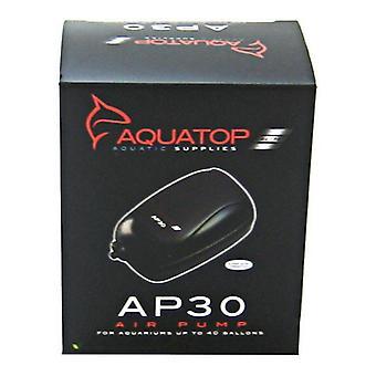 Aquatop Aquarium Air Pump - AP30 Air Pump (Aquariums up to 40 Gallons)