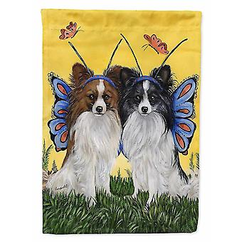 Flags windsocks carolines treasures ppp3143chf papillon butterflies flag canvas house size
