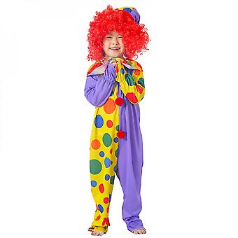 Clown Costume Circus Stage Cosplay