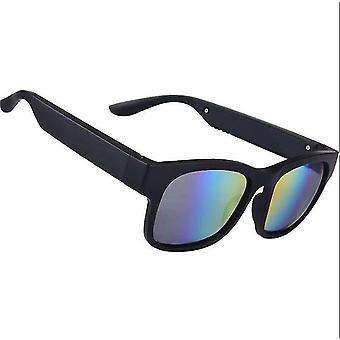 Smart Bluetooth 5.0 Stereo Headset Outdoor Wasserdichte Sonnenbrille Lautsprecher (bunt)