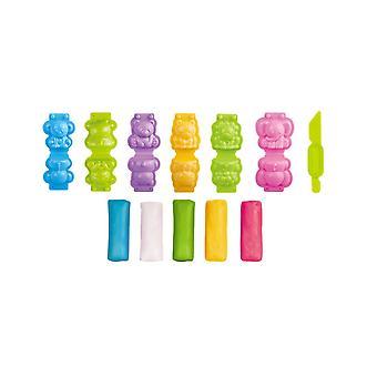 Culoare Argilă Diy plastilină Set animal model