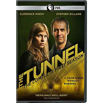 Tunnel: Sæson én [DVD] USA import