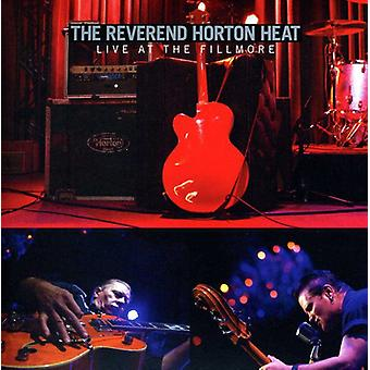 Reverend Horton Heat - Live at the Fillmore CD [CD] USA import