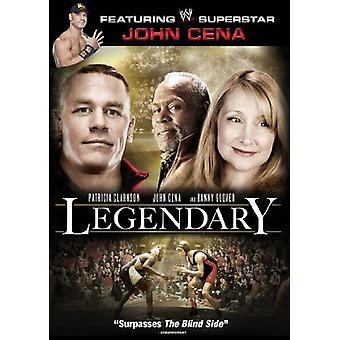 Legendariska [DVD] USA import