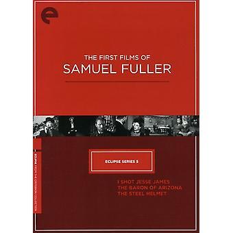 Första filmar av Samuel Fuller [DVD] USA import