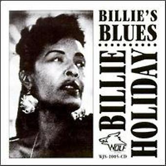 Billie Holiday - Billie's Blues [CD] USA import