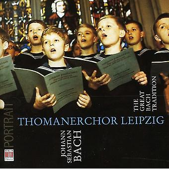 Thomanerchor Leipzig - Thomanerchor Leipzig: The Great Bach Tradition [CD] USA import