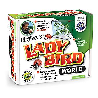 Il mio mondo di Ladybird mondo vivente