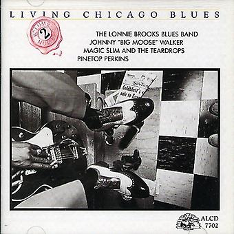 Living Chicago Blues - Vol. 2-Living Chicago Blues [CD] USA import