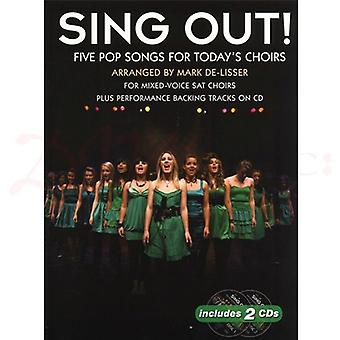 Sing Out 5 Pop Songs For Choirs 1