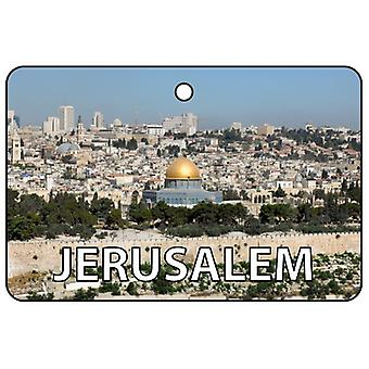 Jerusalem bil Air Freshener