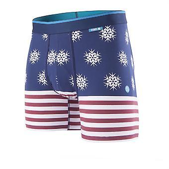 Stance Wholester Boxer Shorts ~ Flake Flag